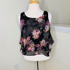 🎉5 for $25🎉 American Rag Cie Floral Tank